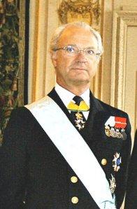 Carl XVI Gustav, King of Sweden, 1973 - present