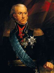 Charles (Carl) XIII of Sweden