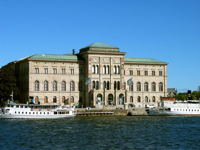 Sweden's National Museum in Stockholm
