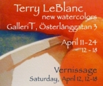 Terry LeBlanc Watercolors